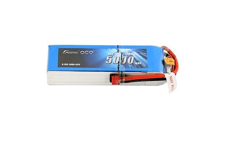 Gens Ace 4S  5000mAh 14.8V 45C Lipo Battery