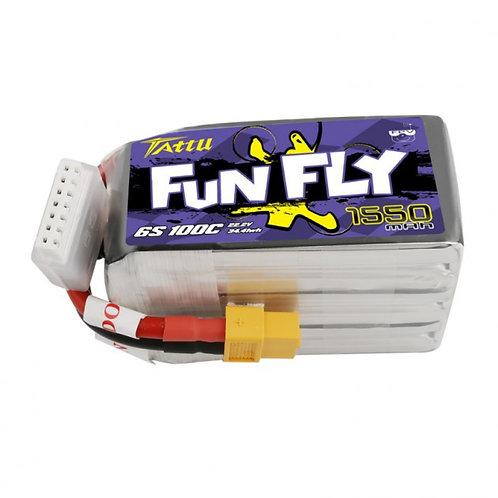 Tattu Funfly 1550mAh 6S 100C
