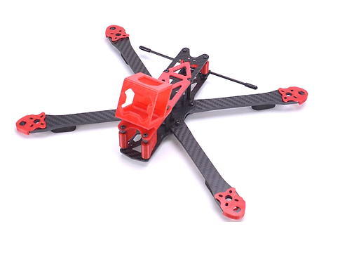 Alien RR5 X 225mm Carbon fiber Quadcopter Frame