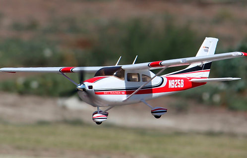 Cessna 182  1400mm  55 inches Wingspan Big RC Plane
