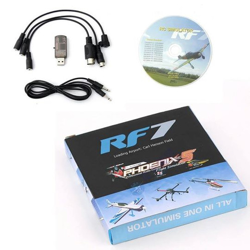 Rf7 New 22 in 1 Simulator
