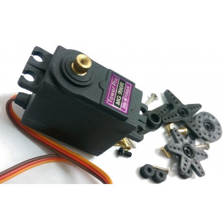 MG996R Standard Metal Gear Servo High Speed