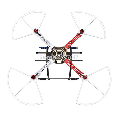 Propeller Guard for quadcopter