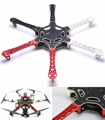 F550 Hexacopter frame 6-Aixs Frame Kit