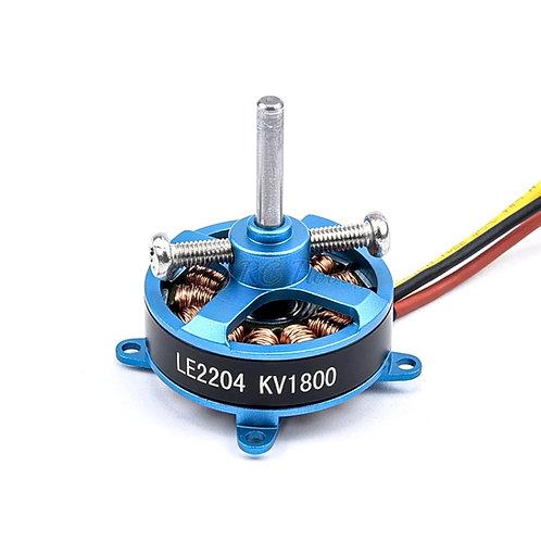LE 2204 1800kv brushless motor
