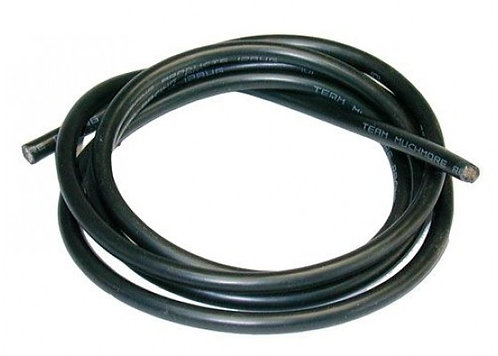 Sillicon wire 16AWG Black