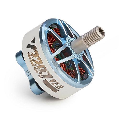 T motor V2207 v2. 0 2550kv brushless motor