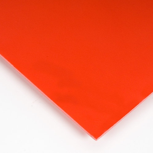 Depron foam board 600x1220mm 4 feet  RED color