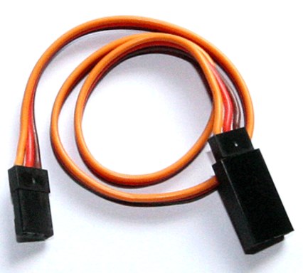 Servo Extension wire 20 inches 500mm