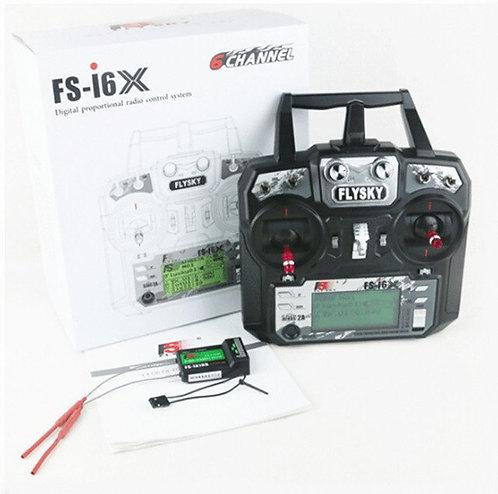 Flysky i6x 6ch sbus ibus ppm with ia6b reciver (original)