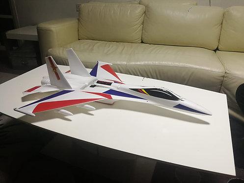 Su-27 1020mm  jet kit