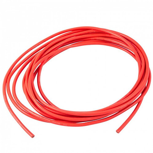 Sillicon wire 18AWG Red