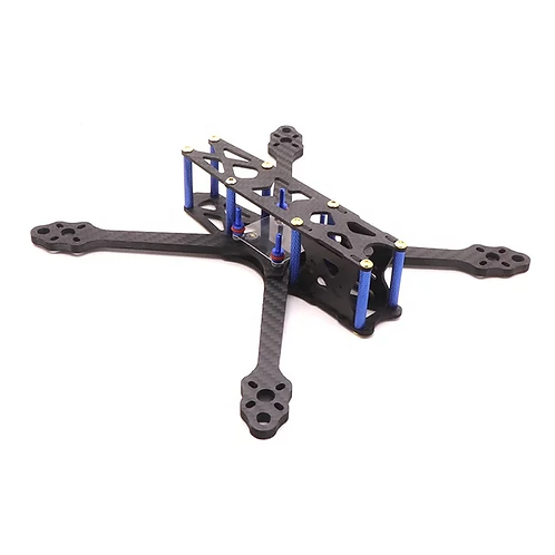 Johnny 5 inches 227mm Quadcopter frame