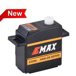 Emax ES09A (dual-bearing) servo