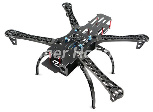FPV X500 500mm Quadcopter Frame Discovery with landing gear