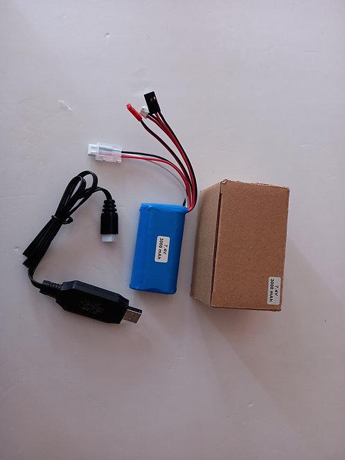 2s 3300mah zop power transmitter pack