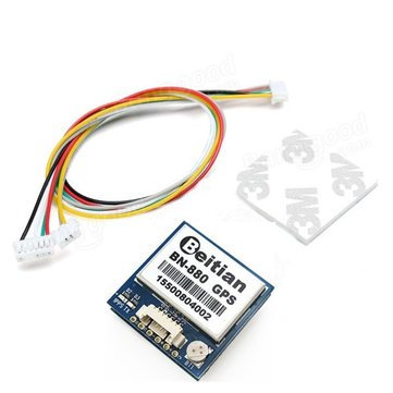 Beitian BN-880 GPS Module with compass