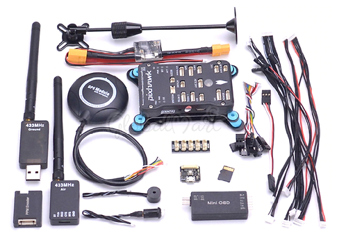 Pixhawk 2.4.8 with Gps m8n with 500mw telemetry