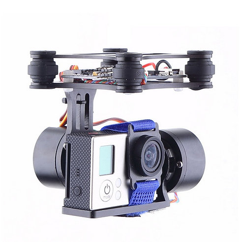 Gimbal 2 axis with controller