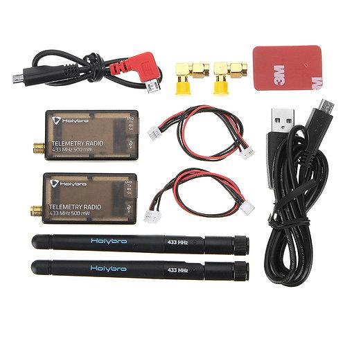 original Holybro 500mW V3 (433Mhz) Telemetry  Set