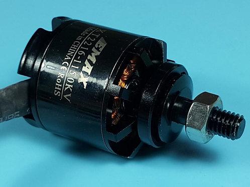 Emax  XT2216 1150kv thrust 1320g