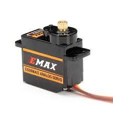 EMAX ES08MA II 12g Mini Metal Gear Analog Servo For RC Model