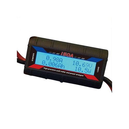 150A Watt Meter and Power Analyser