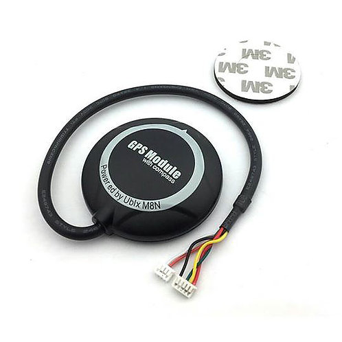 Gps M8n ublox built-in compass for Pixhawk