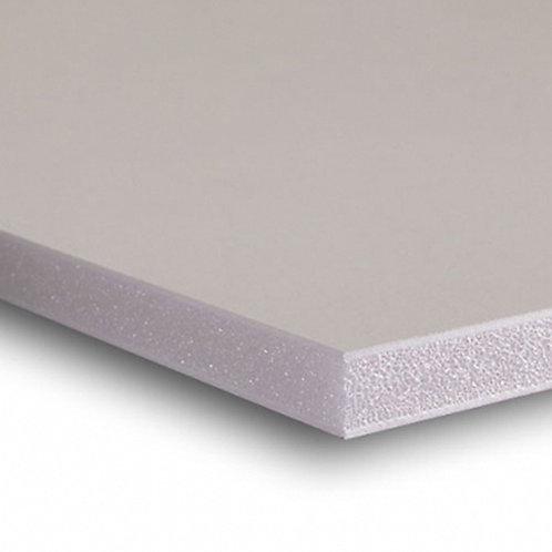 Depron foam board 600x1220mm 4 feet white color