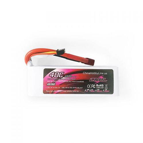 4s 2200 mah 40c CNHL lipo battery