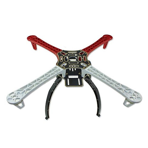 Quadcopter 450 fame with landing gear