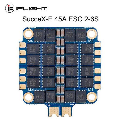 SucceX-E 45A 2-6S BLHeli_S Dshot600 4-in-1 ESC