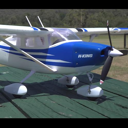 Hobbyking cessna skylane rc plane