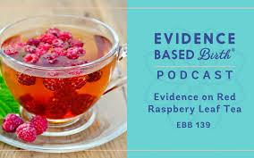 Rasberry Leaf Tea?