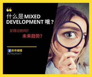 什么是Mix Development哦?