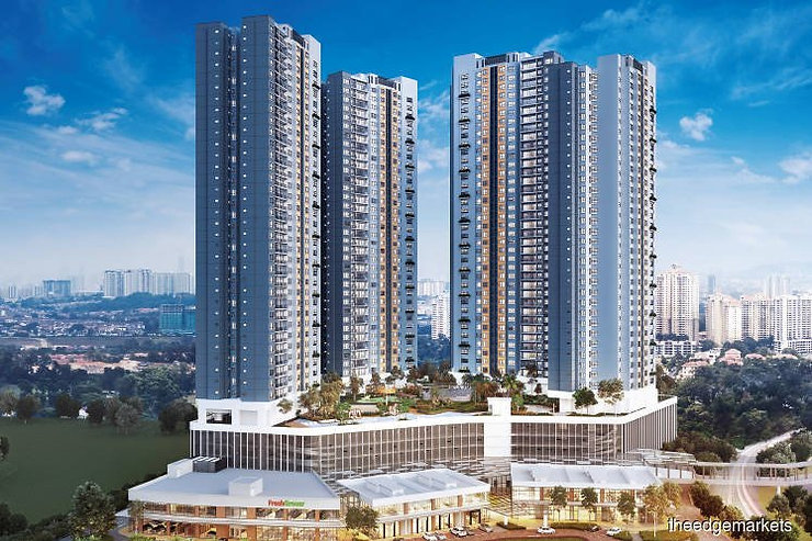 The Tropika Bukit Jalil