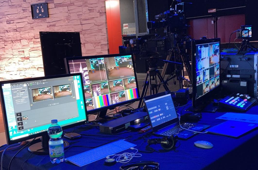regia studio streaming