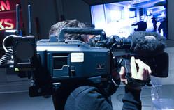 Convention radiocamera