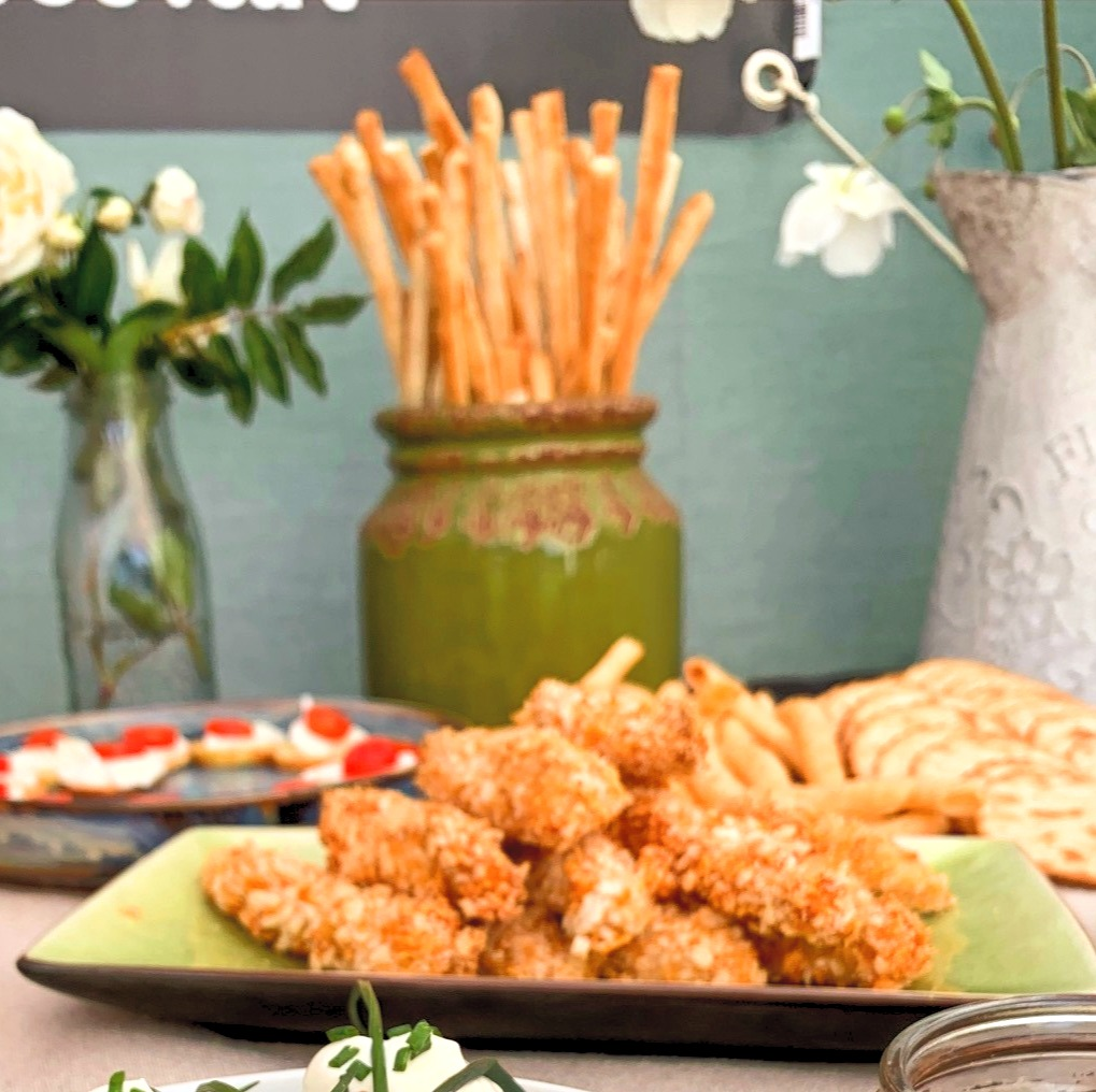Homemade Chicken Goujons
