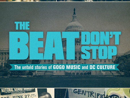 TV One Hosts The Beat Don't Stop: Don't Mute My City Virtual Town Hall on the Social Power of Go-Go
