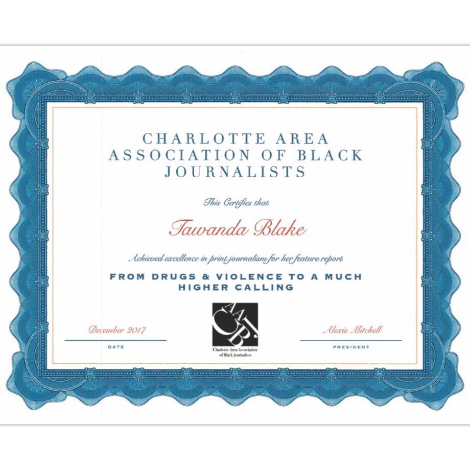 2017 News Excellence Award/Arkevious