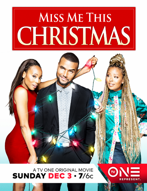 Just In Time For Christmas.Just In Time For Christmas Literally Tv One Is Presenting