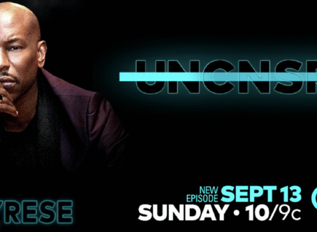 TV ONE'S HIT SERIES UNCENSORED HIGHLIGHTS LEGENDARY SINGER & ACTOR TYRESE GIBSON