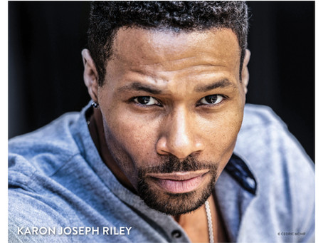All-star Actor, Karon Joseph Riley talks About Role in TV One Original Movie Coins for Love