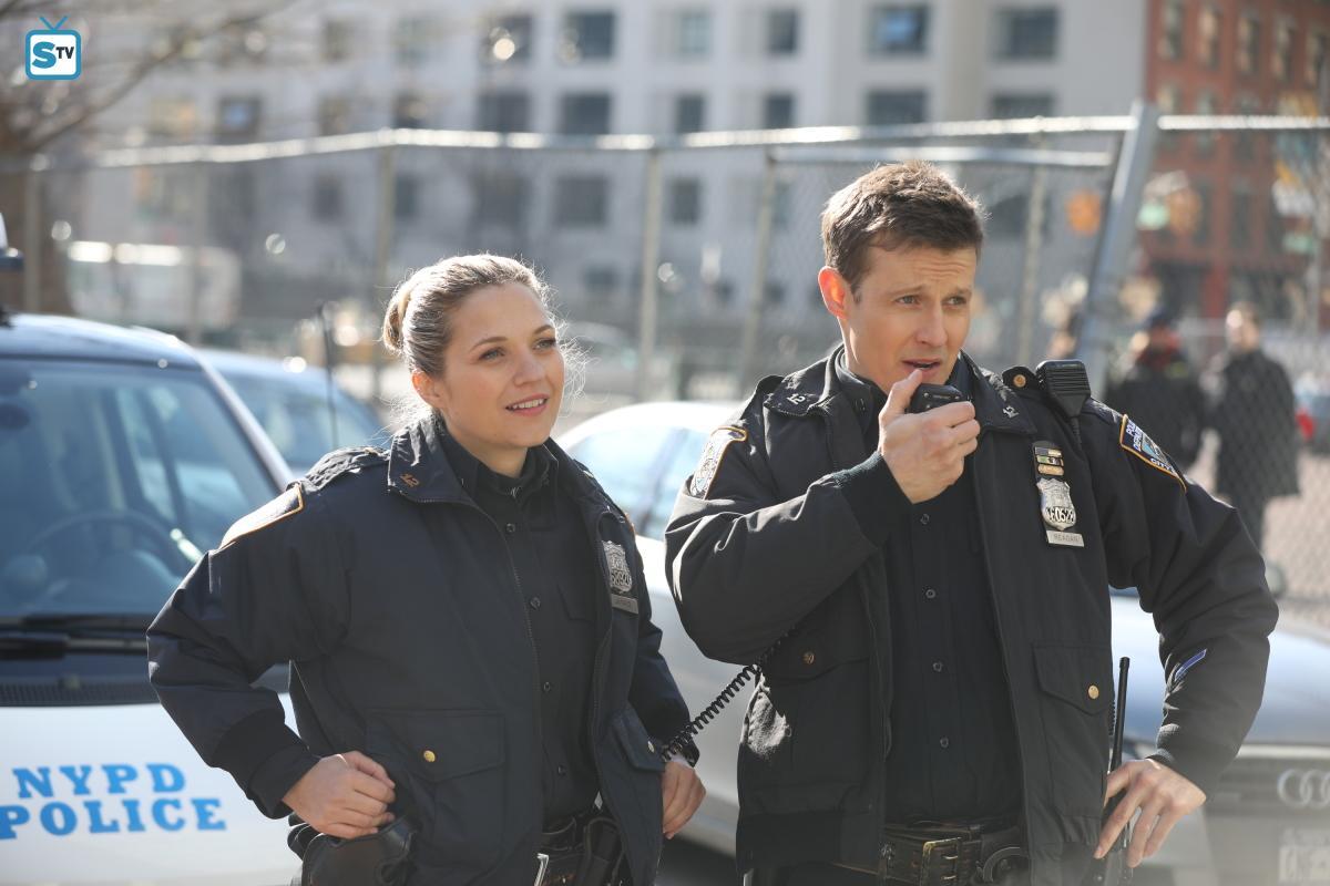 Blue Bloods Cop Scene