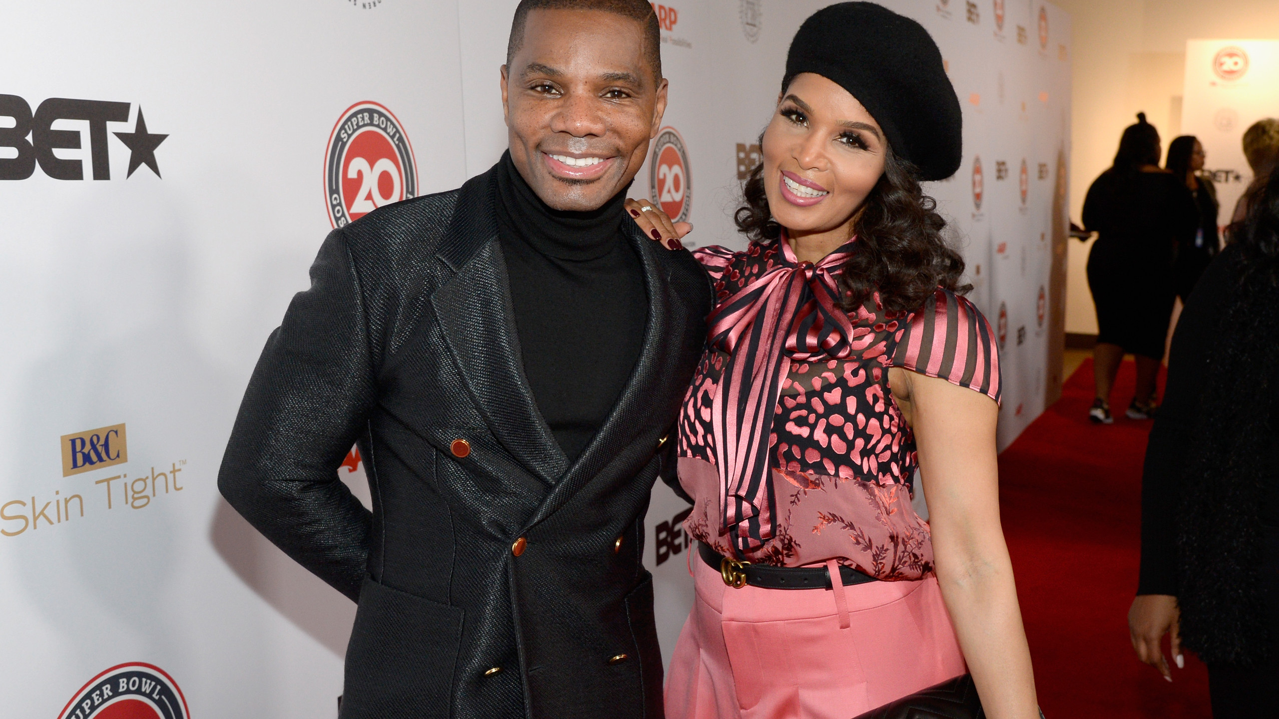 Kirk and Tammy Franklin 2