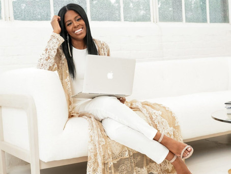FAITH BASED ENTREPRENEUR TIPHANI MONTGOMERY TELLS HOW SHE MADE MILLIONS DURING THE PANDEMIC