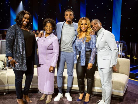 "BET NETWORKS ANNOUNCES AUDITION PROCESS FOR UPCOMING SEASON 10 RETURN OF HIT SERIES ""SUNDAY BEST"""