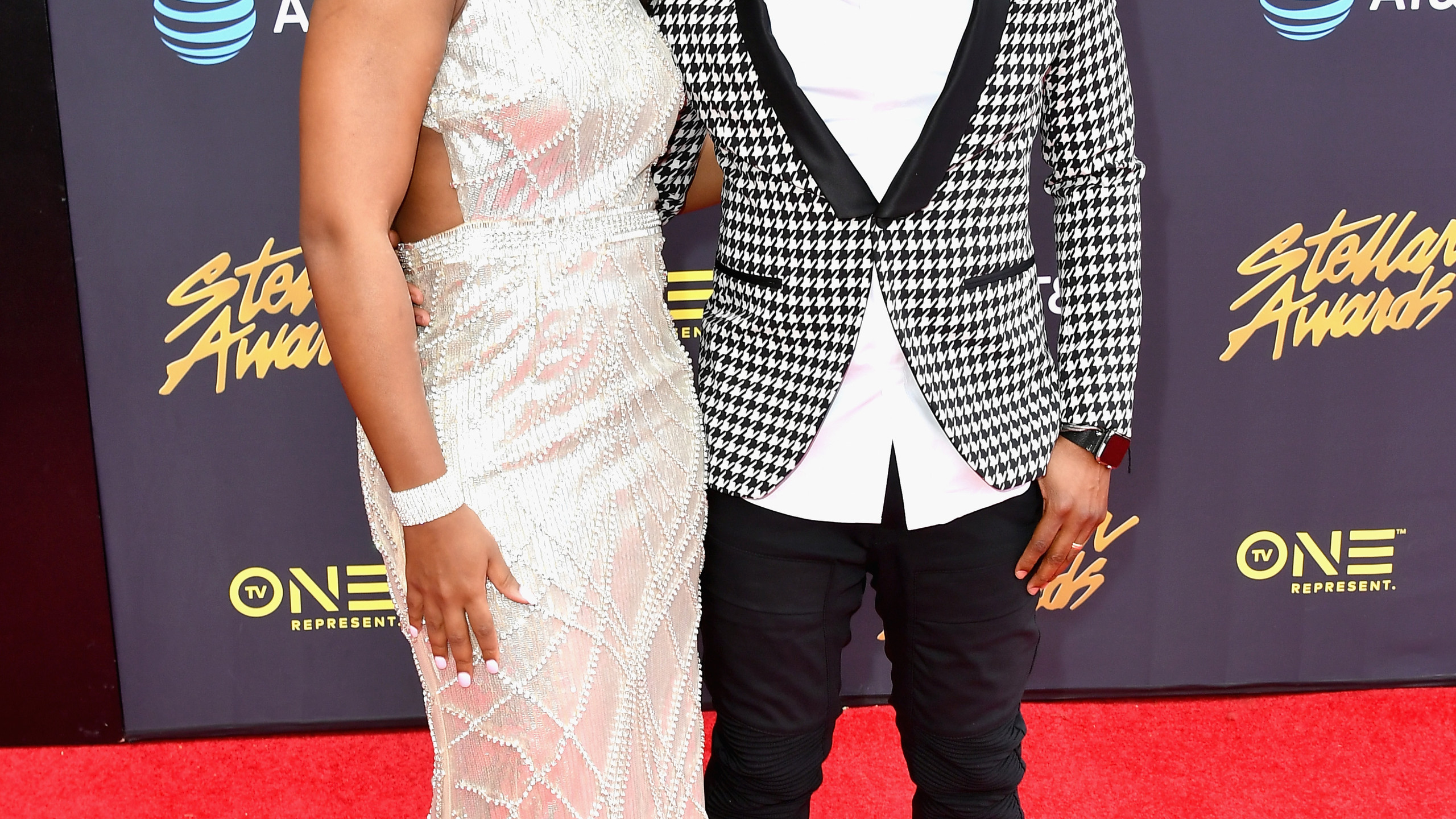 Travis Greene and wife by Earl Gibson