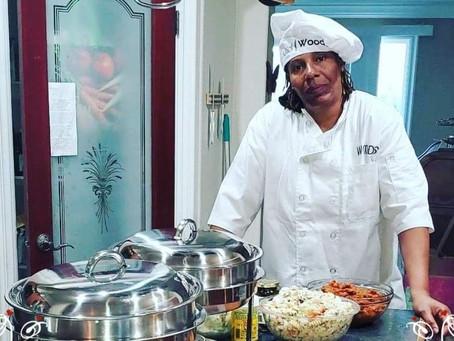Cajun Chef Teresa Woods Launches New 'Alabama Slammin' Seasoning'